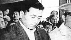 Okunishi Masaru on death row in Japan © private